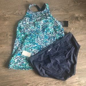 Nike Tankini Swimwuit